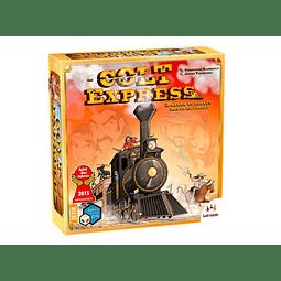 Colt Express - Juego de Mesa - Español