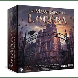 Las Mansiones de la Locura 2da Edicion - Juego de Mesa - Español