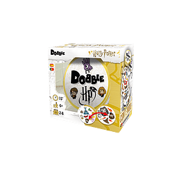 Dobble Harry Potter - Juego de Mesa - Español
