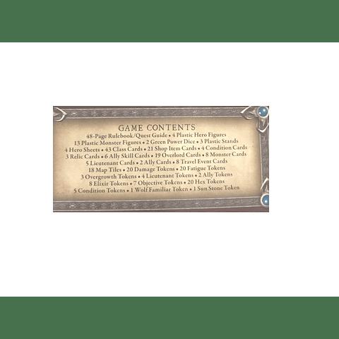 Descent 2da Edición Expansión: Laberinto En Ruinas - Juego de Mesa - (INGLÉS)