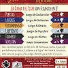Juego de Mesa - La Dama y El Tigre 6 en 1 - Español