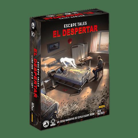 Escape Tales El Despertar - Juego de Mesa (Español)