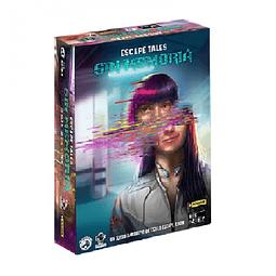Escape Tales: Sin Memoria - Juego de Mesa (Español)