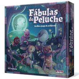 Fabulas de Peluche - Juego de Mesa - Español