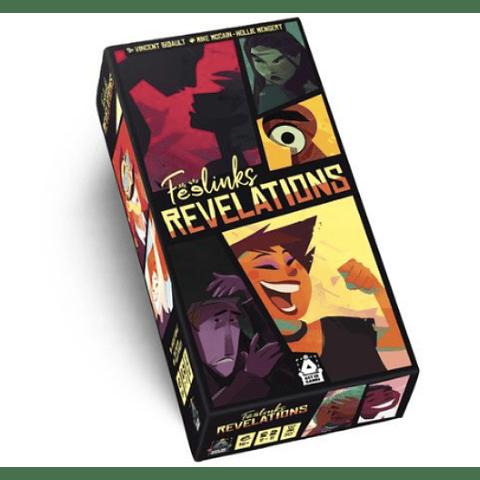 Feelinks Revelations - Juego de Mesa - Español