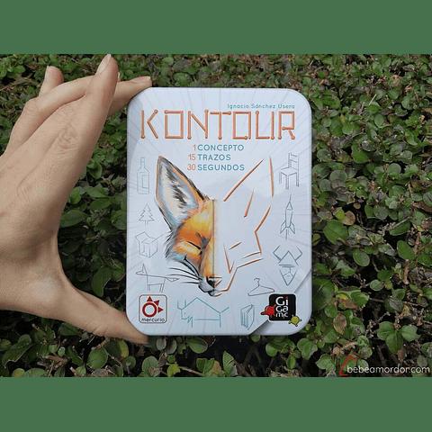 Kontour - Juego de Mesa - (Español)
