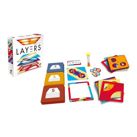 Layers - Juego de Mesa - (Español)