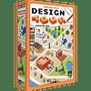 Design Town - Juego de Mesa - Español