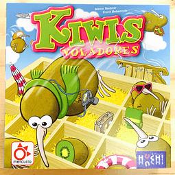 Kiwis Voladores - Juego de Mesa - (Español)