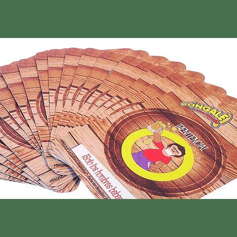 Pongale! Cultura Chupistica - Juego de Mesa - Español