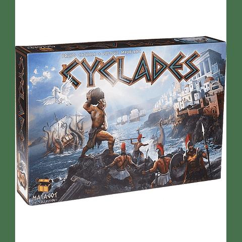 Cyclades - Juego de Mesa  - (Español)