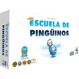 Escuela de Pinguinos - Juego de Mesa - (Español)