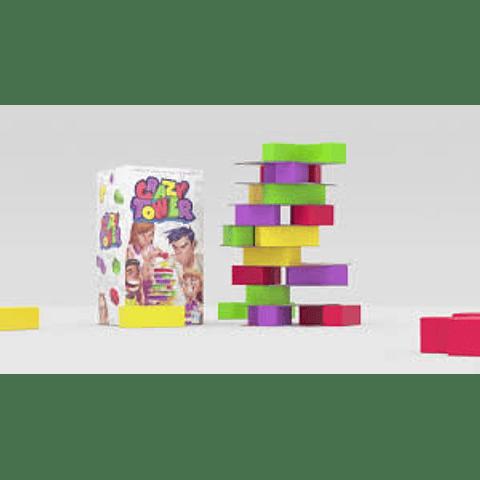 Crazy Tower - Juego de Mesa - Español