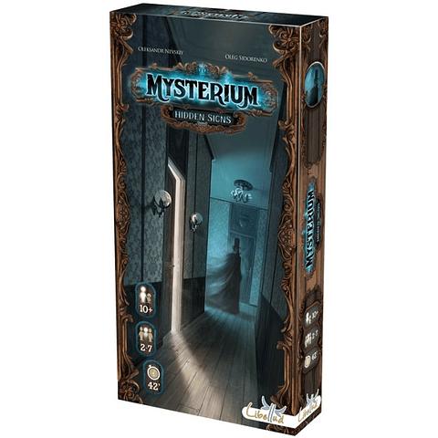 Mysterium - Expansión - Hidden Signs - Juego de Mesa - Español