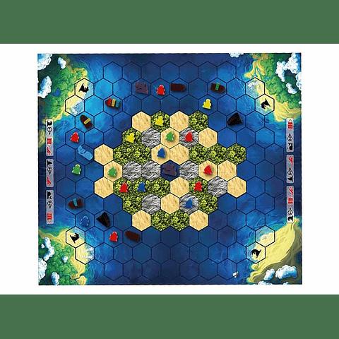 The Island - Juego de Mesa - Español