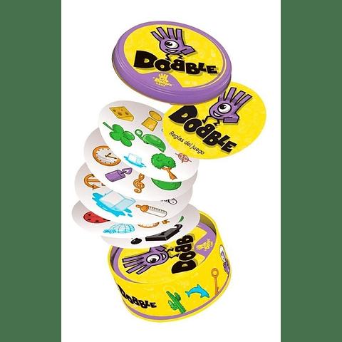 Dobble Clásico - Juego de Mesa - Español