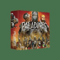 Paladines Del Reino del Oeste - Español