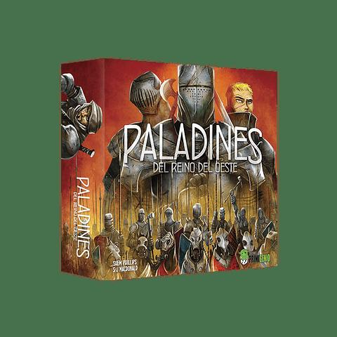Paladines Del Reino del Oeste - Juego de Mesa (Español)