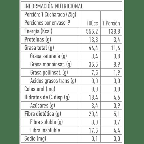 Pasta de Avellana 225 gramos