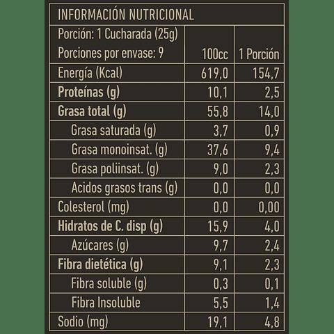 Pasta de Avellana-Cacao 410 gramos