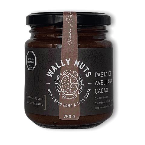 Pasta de avellana-cacao 250 gramos