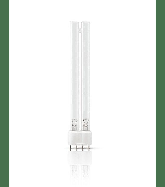Lâmpada germicida desinfeção PL-L 18W/4P 2G11 TUV Philips