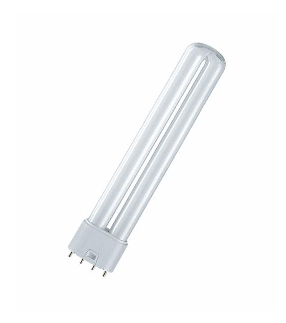 Lâmpada germicida desinfeção PURITEC HNS L 24W 2G11 UV-C Osram