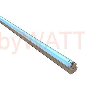 Régua germicida desinfeção T8 TUV 36W 1200mm byWATT