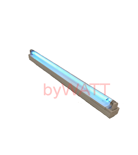 Régua germicida desinfeção T8 TUV 30W 900mm byWATT