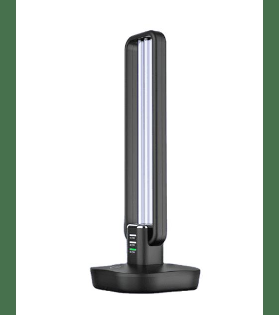 Suporte vertical byWATT (com lâmpada 36W e comando)