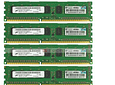 Memoria Ram 4gb / 2Rx8 PC3 - 10600E DDR3 - 1333Mhz / Ecc Unbuffered / HP Server G6 G7 G8 / 500210-571