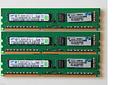 Memoria Ram 2gb / PC3L - 10600E DDR3 - 1333Mhz / Ecc unbuffered / HP Server G6 G7 G8 / 500209-061