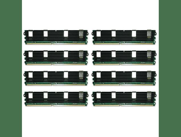 Memoria Ram Pack 32gb (4 x 8gb) / Apple Mac Pro / 6.1 / Late 2013 / A1481 - 2630