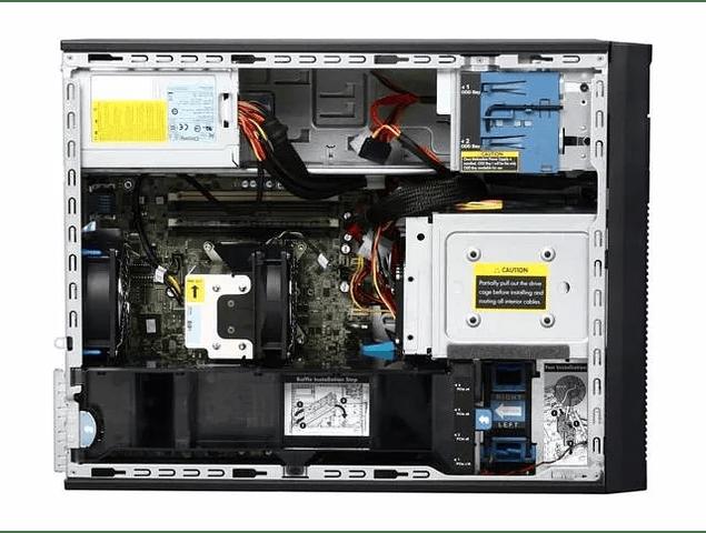 Servidor / HP Server / ML110 G7 / 1tb. 12gb. / Servidor Microsoft Linux HP