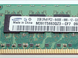 Memoria Ram 2gb / PC2 - 6400E DDR2 - 800mhz / Ecc Unbuffered / HP Server