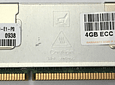 Memoria Ram 4gb / 2Rx4 PC3 - 8500R DDR3 - 1066Mhz / Ecc Registered__