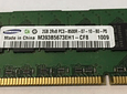 Memoria Ram 2gb / PC3 - 8500R DDR3 - 1066Mhz / Ecc Registered__ Server