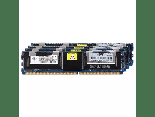 Memoria Ram Pack 12gb (3 x 4gb) / Apple Mac Pro / 5.1 / Mid-2010 Nahalem Westmere / A1289 - 2314-2*_