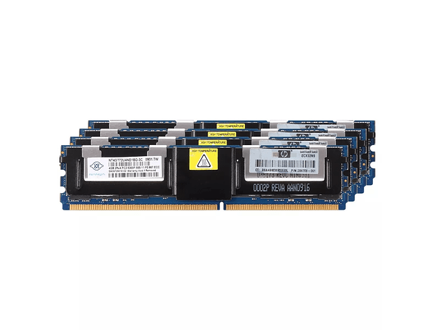 Memoria Ram Pack 96gb (6 x 16gb) / Apple Mac Pro / 5.1 / Mid-2010 Westmere / A1289 - 2314-2*_