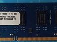 Memoria Ram 4gb / PC3 - 10600U DDR3 - 1333Mhz / HP 497158-W01