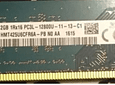 Memoria Ram 2gb / PC3 - 12800U DDR3 - 1600Mhz / HP