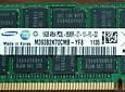 Memoria Ram 16gb / PC3L - 8500R DDR3 - 1066Mhz / HP Server / Ecc Registered