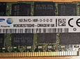 Memoria Ram 16gb / PC3 - 14900R DDR3 - 1866Mhz / HP Server / Ecc Registered / 715274-001 712383-081
