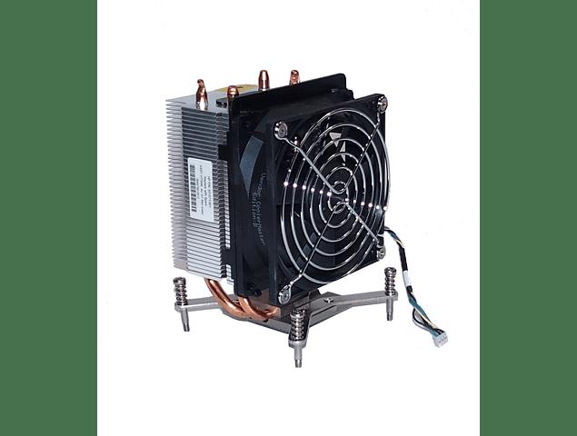 Ventilador Disipador CPU Servidor HP Proliant ML110 G7 631571-001  644750-001 Heatsink fan, Nuevo