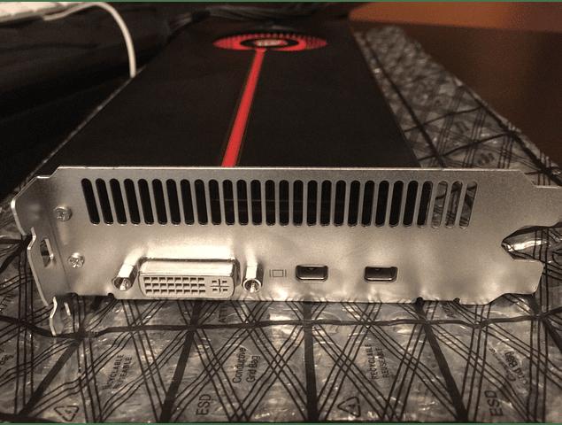Tarjeta de Video MacPro Ati Radeon Amd HD 5770 1gb GDDR5 Apple Mac Pro