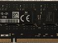 Memoria Ram 4gb / PC3 - 14900E DDR3 - 1866Mhz / Ecc Unbuffered / HP Server / 733036-581