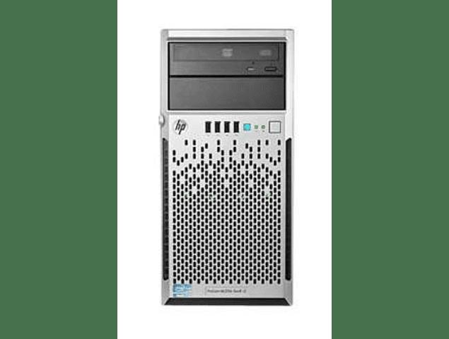 Servidor / HP Server / ML310e G8 / 1tb. 8gb. / Servidor Microsoft Linux HP