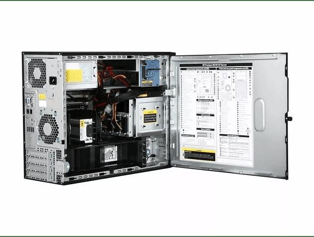 Servidor / HP Server / ML110 G7 / 1tb. 8gb. / Servidor Microsoft Linux HP