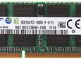 Memoria Ram 8gb PC3-10600S SODIMM DDR3-1333Mhz 204 pin Notebook