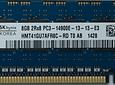 Memoria Ram 8gb / 2Rx8 PC3 - 14900E DDR3 - 1866Mhz / Ecc Unbuffered / DELL HP Server / Apple MacPro / 712288-581